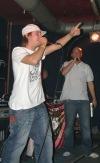 LRG hiphop night