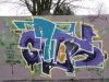 The Hip-Hop No.7 - graffiti jam