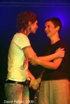 Queer pride festival - horečka sobotní noci
