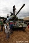 Tanky vtrhly na Chýnovsko