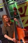 Bohemia Jazz Fest - Bluesmeny v Táboře déšť z pódia nevyhnal