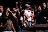 Energičtí Delphic zaplavili Lucernu hudbou  -  taneční nebo rockovou? Obojí