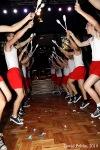 Maturitní ples SPŠS lidi nakonec nalákal. Na Spartakiádu a chlebíčky