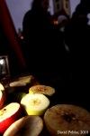Městem cinkaly zvonky, první dobročinný bazar sklízel ovoce. Měřínským pomůže