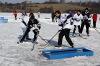 Hokejovému turnaji počasí přálo. Večer ho uzavřela djka K.Sandra