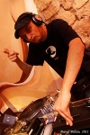 Dj Ba2s z Chaozzu poprvé vystoupil v Táboře. Dobyl klub Kalich