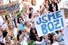 Majáles v Hradci: Sex on the Beach, hokejoví fans, kostky cukru a hluboký pravěk