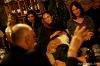 Profesor Martin Hilský přivezl Shakespeara do vinotéky v Táboře