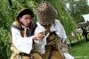 Baobabí léto: Jezevec postrašil děti, houba hrála na gramce a bobr kakal