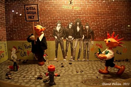 Na Velké výstavě komiksů vás čeká punkový Hurvínek i psí detektiv Pippo