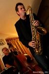 V Jazz Gallery Charley uzavíral červenec světový jazz. Hráli Růžičkové