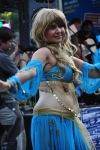 Táborský Bernfest nenabídl jen hudbu, divadlo a tanec, ale i krásné počasí