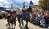 Táborská setkání 2011: Kryštof a Žižka ovládli táborské náměstí