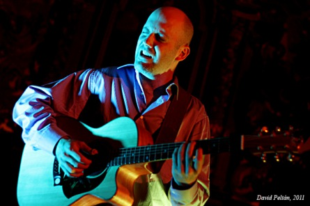 Americký kytarista Rafferty Jacksona nevynechal. Byl odměněn aplausem ve stoje