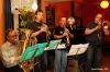 Karolína Kamberská hrála na Housově mlýně Hořkosladce. Street band byl na Sadech