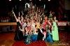 Kalich, víra, Tábor. Třída 4.B táborského gymnázia svůj ples převlékla do husitského