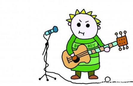 Tip na dárek: Bongo BomBarďák kombinuje beatbox, hip hop a folk. Nejen pro děti