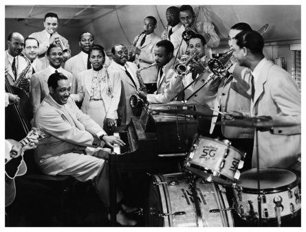 Jazzový Ježíšek naděluje: v dubnu do Prahy přijede Duke Ellington Orchestra