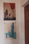 Baobab rozšířil prostory. Představuje to nejlepší z české grafické scény