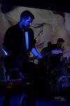 Lus3 v nové sestavě zahráli v novém klubu Café Slávie. Aplaus nebral konce