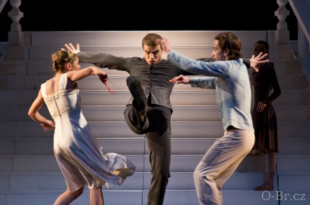 Baletní soubor dnes uvede Romea a Julii