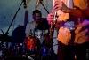 Floex s předkapelou Fiordmoss zahráli ve Slávii