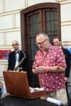 Festival Okolo Třeboně obrazem: Běh Járy Cimrmana, Pavlíček v hrobce i Přirození