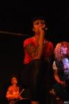 Mighty Sounds: Afterparty rozehřívali Koffin Kats. Klub rozpálily divoké holky