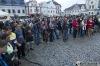 Xavier Baumaxa přílákal dav lidí