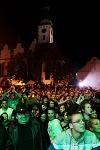 Táborská setkání 2012: Vlády se chopil Žižka, Žbirka a dav rozvášnil Visací zámek