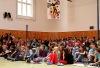 Gymnáziu je 150 let. Slavilo se divadlem, módní přehlídkou i koncerty