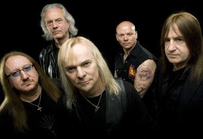 Britská hard rocková legenda Uriah Heep vystoupí zítra v Budějovicích!