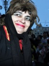 Masky chodily v Českých Budějovicích i ulicemi Krumlova