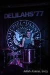 Delilahs 77 se opět představili ve Velbloudovi. Asistovali jim NANO