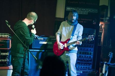 Kytaristé otestovali nové hračky