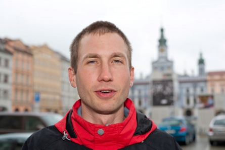 ZE ŠUPLÍKU: Miroslav Boček - K ledovci