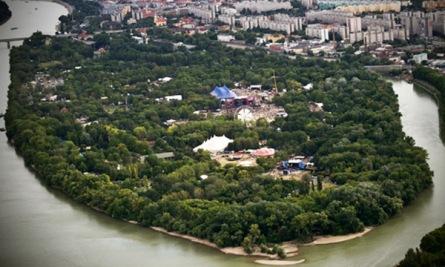 Sziget festival: Ostrov Svobody - Zrození