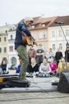 Budějovický Majáles 2013: Začalo to slamem, ohňovou show a hardcorem