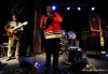 Courtney Pine se v klubu Highway 61 vrhl do davu. Čaroval saxofonem a tančil