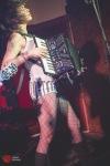 The Mahones rozhýbali Velblouda folk punkem. Harmonikářka byla v extázi