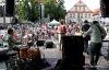 Bohemia Jazz Fest v Táboře. Cecile začala zpívat a náměstí ztichlo