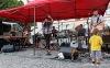 Lanugo uchvátilo táborské náměstí. Dnes se můžete vlnit v latinskoamerických rytmech