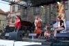 Prachatickým náměstím zněl jazz ze Švédska i Izraele. Legendární Towner převzal cenu