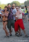Let it roll 2013: Žhavé slunce, žhavá nahá těla, žhavá páteční noc