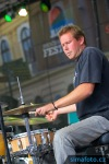 Jihočeský jazzový festival se zastavil v Třeboni. Zahráli Soul Jazz Orchestra