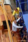 Dva dny na pirátské lodi Miamiti? Romantika, bezvětří a motor nad ohněm