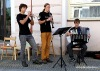 Táborská setkání 2013: Sobotní nabitý program vrcholil chorálem Jany Kratochvílové