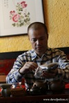 Večer s mistrem čaje aneb milovníci čaje poznávali svého plantážníka z Číny