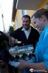 Otevřeno! Hasiči z Petříkovic mají nový dům. Na oslavě se hrálo, střílelo i skákalo