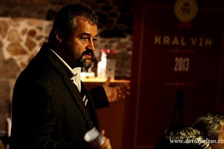 V Táboře se zastavil Král vín